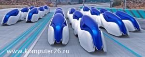 Автомобили Hyundai будут автономны к 2030 году