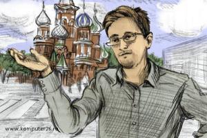 Сноуден обвинил АНБ в глобальной вирусной атаке